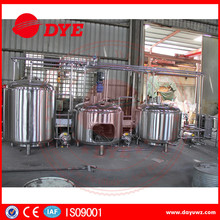 commercial used mini brewery equipment for sale