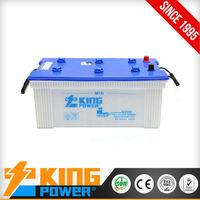 Car batteries N200 12V200AH King Power