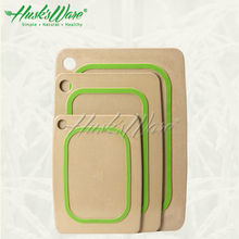 New designed cutting board set with holder , clip board with silicone stand