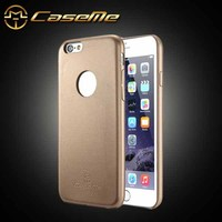 DHL Free Shipping!! Ultra thin case for iphone 6, for iphone6 case, leather back case for iphone 6