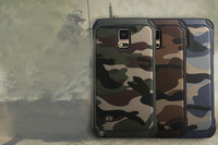 New 2 in 1 Hybrid TPU+PC Tough Armor Army Military Camouflage Hard Back case cover for samsung galaxy s6 S6edge Shockproof