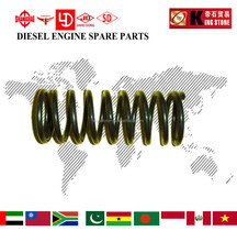 agriculture diesel engine parts Customized Engine Valve Cylindrical Helical Compression Spring