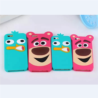 Cute Duck Face Silicone Soft Back Case Cover For Apple iPhone 6 Plus