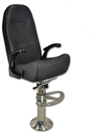 Norwegian helm chairs/ fixed height chair /boat seat