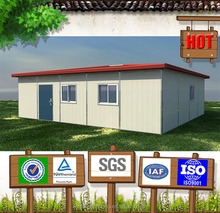 Corrosion resistance/Environment-friendly/Stable and earthquake resistance demountable office container house