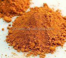 iron oxide for bitum for brick,concrete