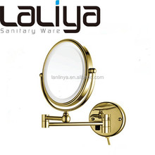 2015 new design modern bathroom makeup wall mirror