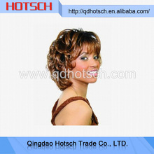 China wholesale cheap synthetic lace front wig
