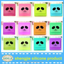 Silicone Light Switch Covers Protector Decoration Locking Switch Cover