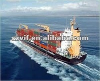 Sea freight forwarder for Shipment ex China