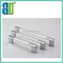Aluminium furniture door handles/hardware door handles