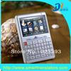 Multi-languages pocket electronic translator with calculator Portable translator