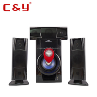 "18"" Amplifier Active Pro Powered Speaker with remote control CY A13"