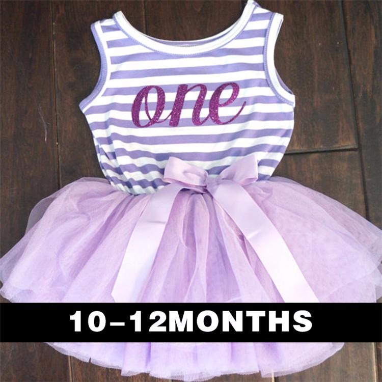 Unikids vestido verano marca Stripe cinta princesa fiesta de ...