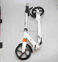 New model royal quality patent scooter 2 wheels foldable kick scooter factory