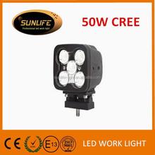 Lightstorm 50w led work light 4500lm, 4x4 LED work lights,car accessories led work light