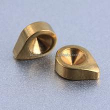 Fashion Special Design Empty Brass Rod Cutting Rhinestone Cups Jewelry Accessories