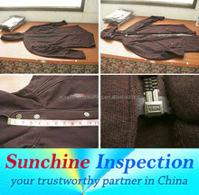On-Site Garment Inspections and Garment Testing in China Under Strict Quality Control Process
