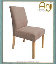 Modern Velvet Fabric Dinning Chair for Restaurant