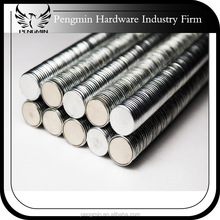 best-selling 2014 strong sheet high power sintered industry neodymium rubber magnet