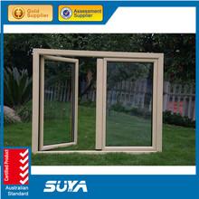 2015 SUYA aluminum windows CE approved aluminum windows