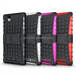 Kickstand Hybrid Shockproof Case For Asus Zenfone 5 Cell Phone Case