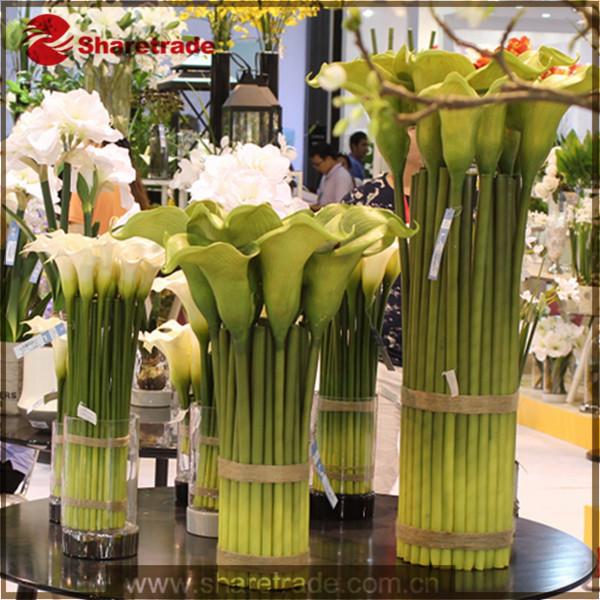 Nouvelle d coration de fen tre en plastique transparent for Vase deco pas cher