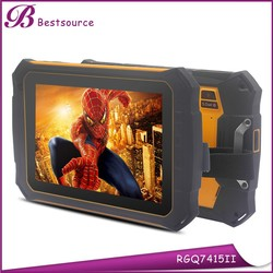 MSM8625Q Quad core rugged cps phone, cheap gsm android tablet, cheapest tablet pc with sim slot