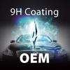 OEM glass coating MOJA-680 waterproof nano coating car vacuum