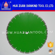 Huazuan laser welding concrete road cutter & asphalt road cutter