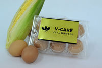 V-CARE l Self-Adhesive Odorless Food Packaging and Processing Label / Labelstock