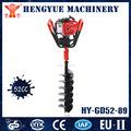 Hy-gd52-89 verruma de terra/broca chão/broca de mão escavadoras