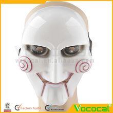 venta al por mayor de plástico máscara de halloween