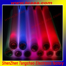 Wholesale light up led foam stick baton