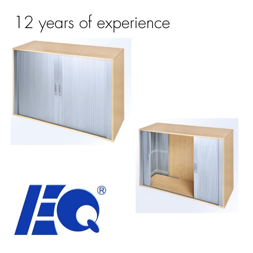 Vertical-Or-Horizontal-Roller-Shutter-Aluminum-Tambour Interior Roller Shutter Doors