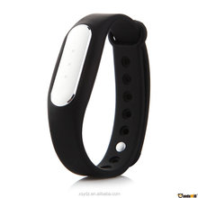 Bluetooth4.0 Waterproof Pedometer Sleep Monitor OLED Screen silicon Bracelet wrist band Bluetooth watch