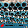 Hot Dip Galvanized Pipes with Threaded Ends and Caps for Irrigation