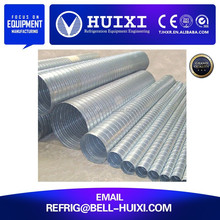 wholesale price galvanized spiral duct