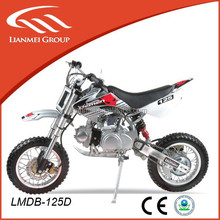 dirt bike cheap 125cc with advanced configuration