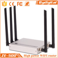 Shenzhen, China supplier Bydigital 802.11 b/g/n 300Mbps BCM5357 wifi Extender router, wireless internet equipment