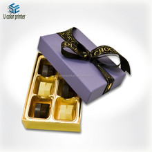 Ucolor make your personalized luxury chocolate boxes packaging