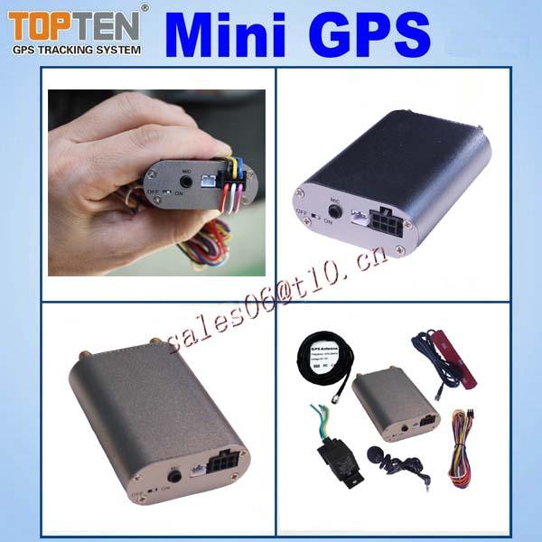 Tk108 theo dõi Gps cho xe ô tô mini, Xe tải và quản lý đội, App theo dõi, Pass CE