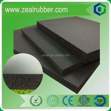 PVC/NBR bubble foam insulation nbr foam board rubber sponge