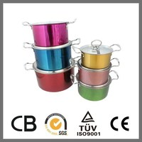 New Designs Stainless Steel Soup Pot