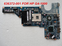 Wholesale original goods laptop motherboard for HP G40-1000 motherboard 636372-001 fully tested and free shipping