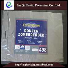 Low price sealable plastic bags for clothing