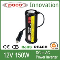 Image inverters 150w,off grid and round shape,DC to AC,with CE CB ROHS certificate