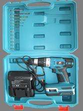 18v Li-ion Battery Cordless Drill / Professional cordless power tools