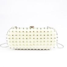 Latest Cheap Wholesale Fashion pu shiny evening bag for lady