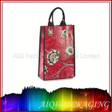 Luxury shopping used pp non woven bag/Cotton packaging bag